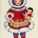 Doll of Eskimo