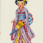 Doll of Japan